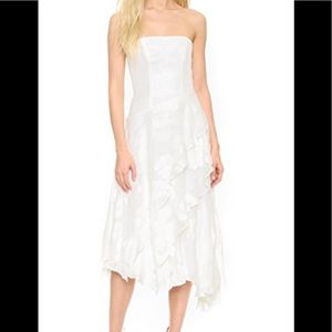 Shoshanna Helena Strapless Dress 4